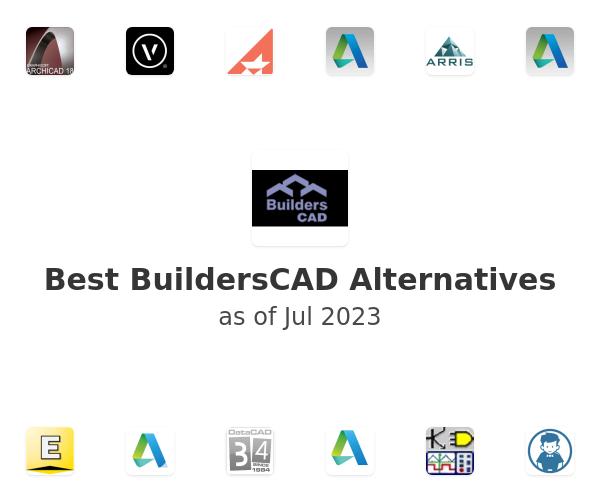 Best BuildersCAD Alternatives