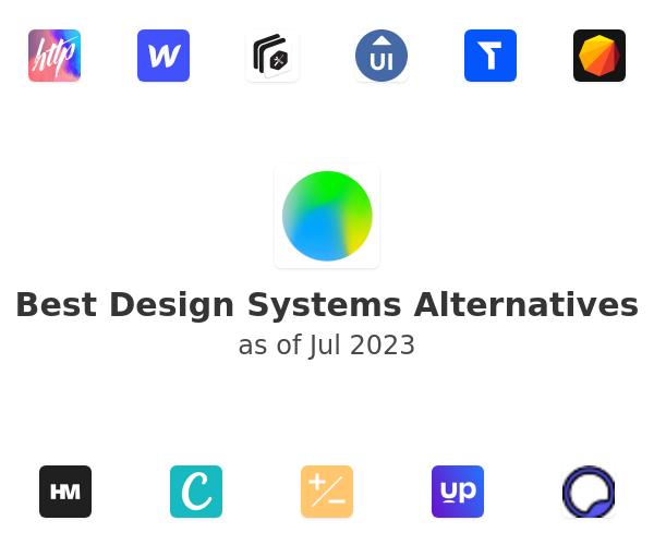 Best Design Systems Alternatives
