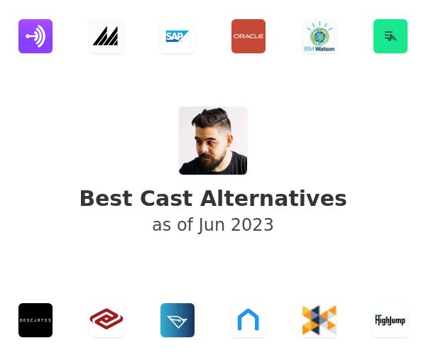 Best Cast Alternatives