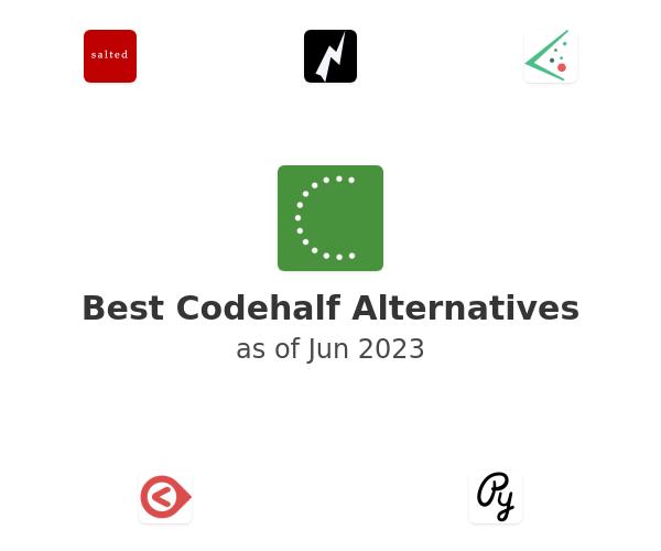 Best Codehalf Alternatives