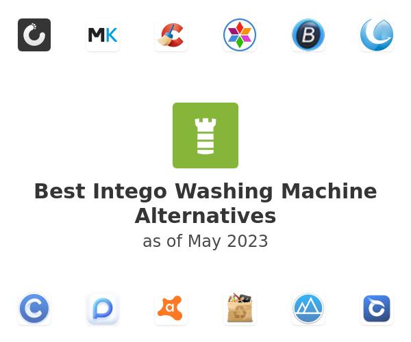 Best Intego Washing Machine Alternatives