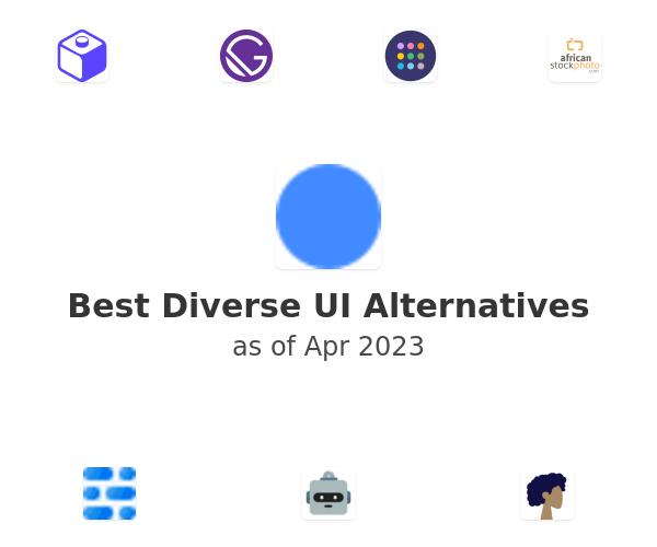 Best Diverse UI Alternatives
