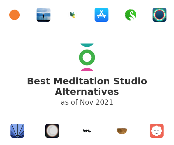Best Meditation Studio Alternatives