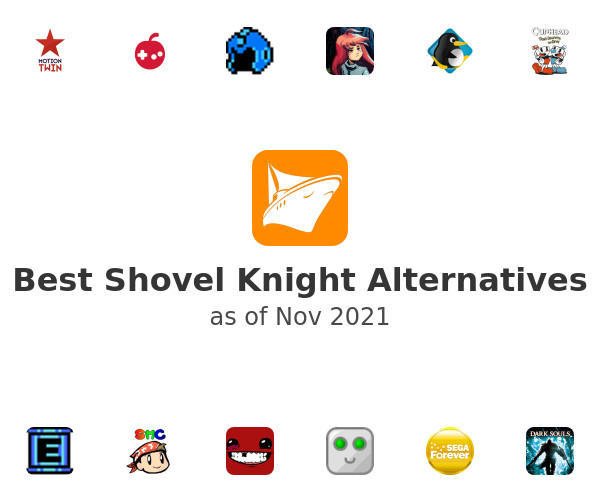 Best Shovel Knight Alternatives