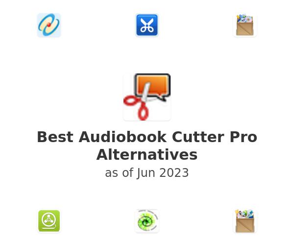 Best Audiobook Cutter Pro Alternatives