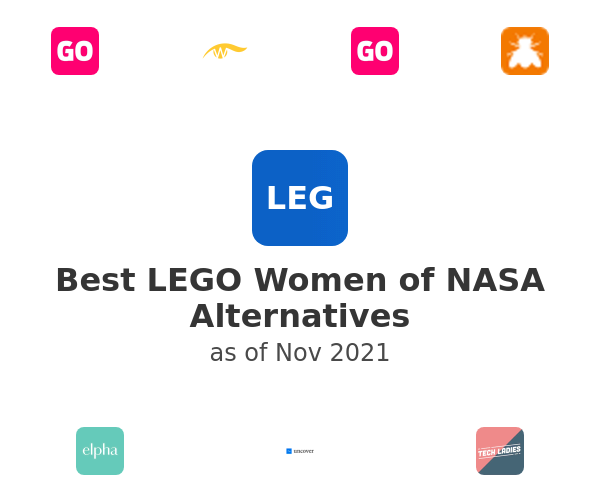 Best LEGO Women of NASA Alternatives