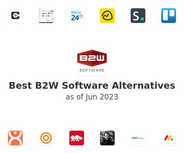 Best B2W Software Alternatives