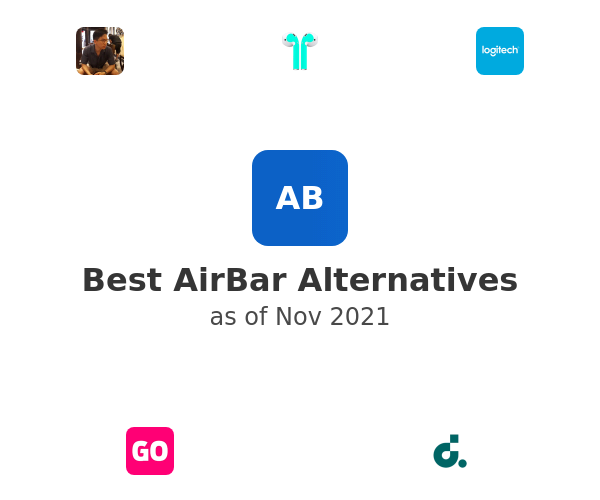 Best AirBar Alternatives