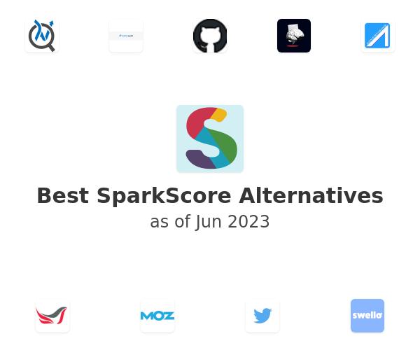 Best SparkScore Alternatives