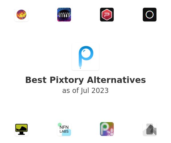 Best Pixtory Alternatives
