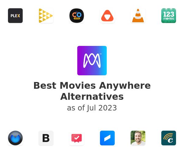Best Movies Anywhere Alternatives