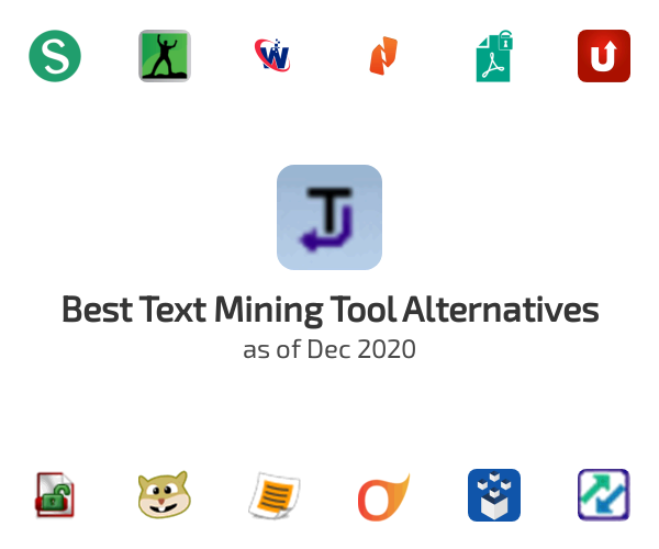 Best Text Mining Tool Alternatives