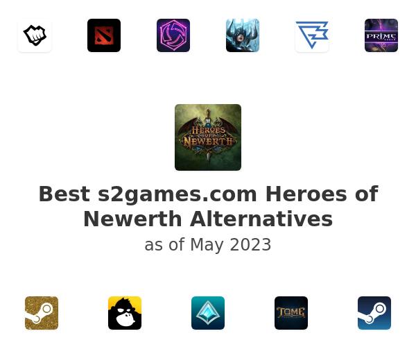 Best Heroes of Newerth Alternatives