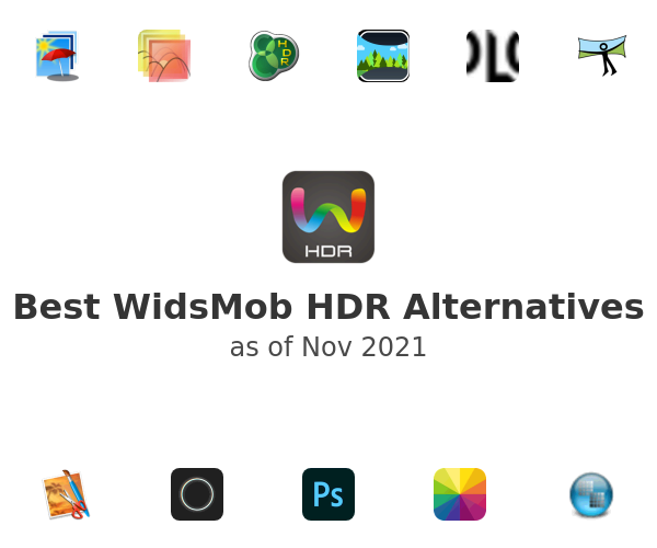 Best WidsMob HDR Alternatives