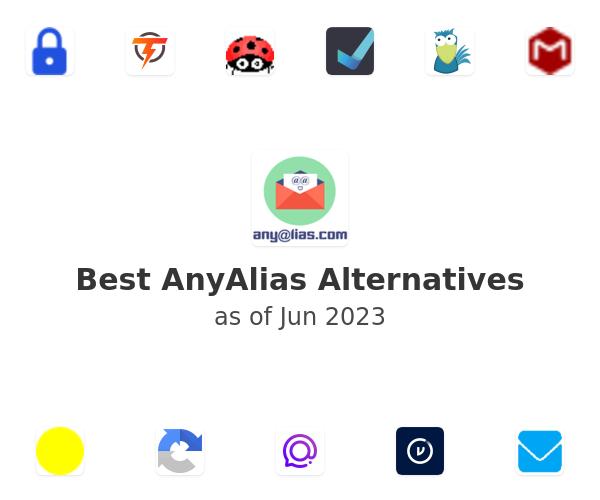 Best AnyAlias Alternatives