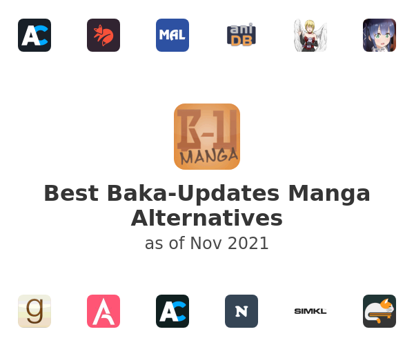 Best Baka-Updates Manga Alternatives