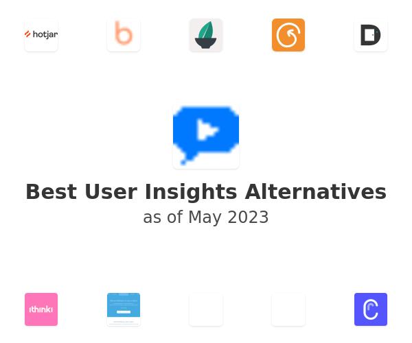 Best User Insights Alternatives
