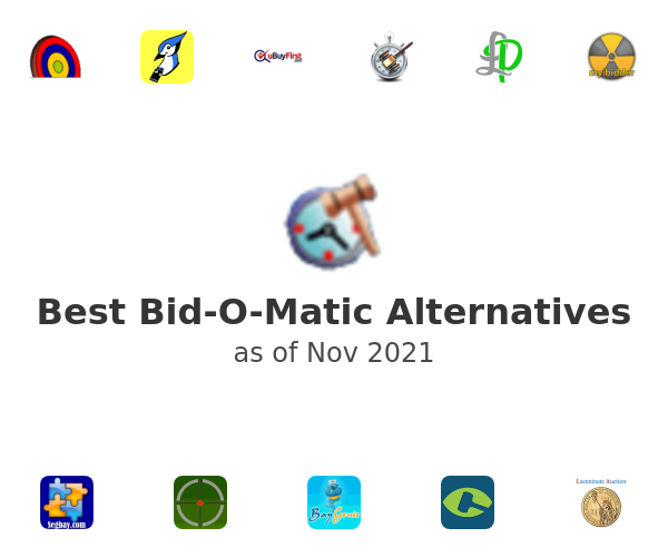 Best Bid-O-Matic Alternatives
