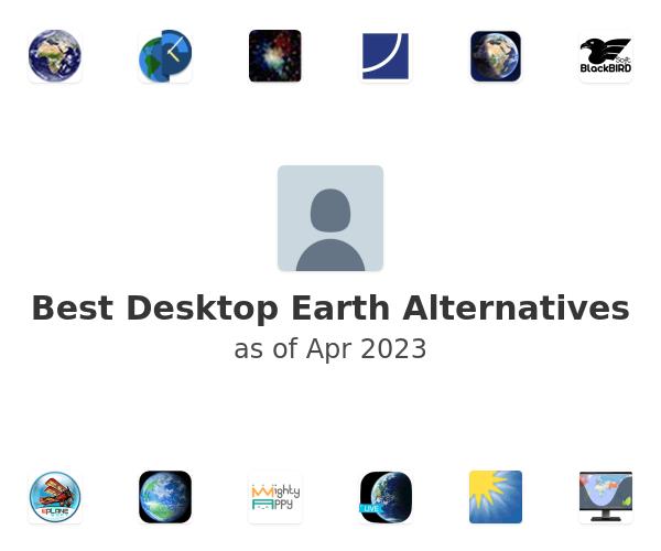 Best Desktop Earth Alternatives