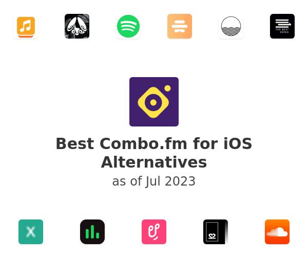 Best Combo.fm for iOS Alternatives