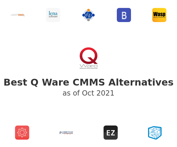 Best Q Ware CMMS Alternatives