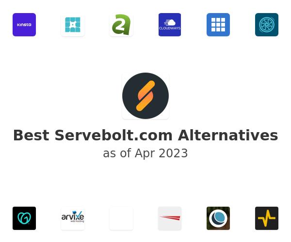 Best Servebolt.com Alternatives