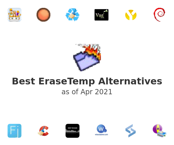 Best EraseTemp Alternatives