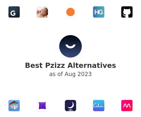Best Pzizz Alternatives