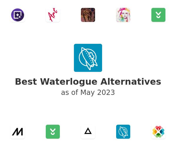 Best Waterlogue Alternatives