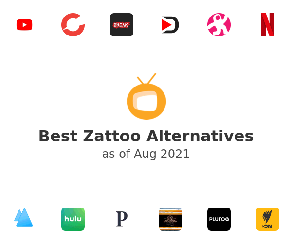 Best Zattoo Alternatives