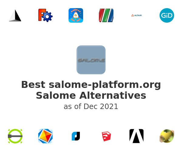 Best Salome Alternatives