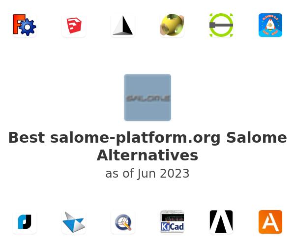 Best Salome Alternatives