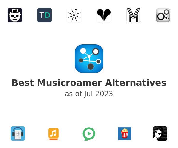 Best Musicroamer Alternatives