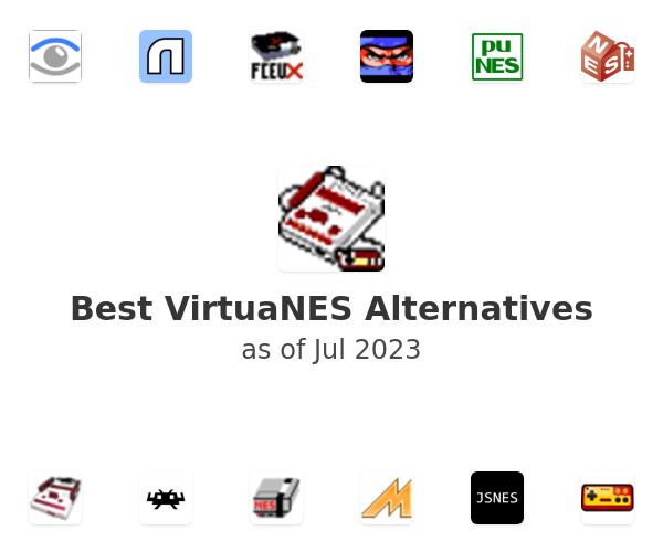 Best VirtuaNES Alternatives