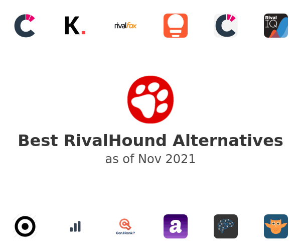 Best RivalHound Alternatives
