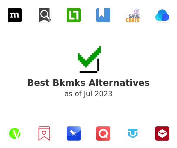 Best Bkmks Alternatives