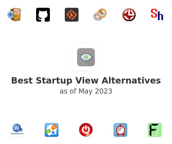 Best Startup View Alternatives