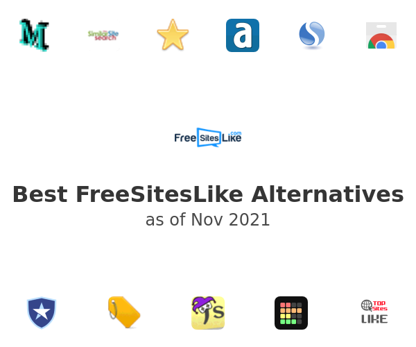 Best FreeSitesLike Alternatives