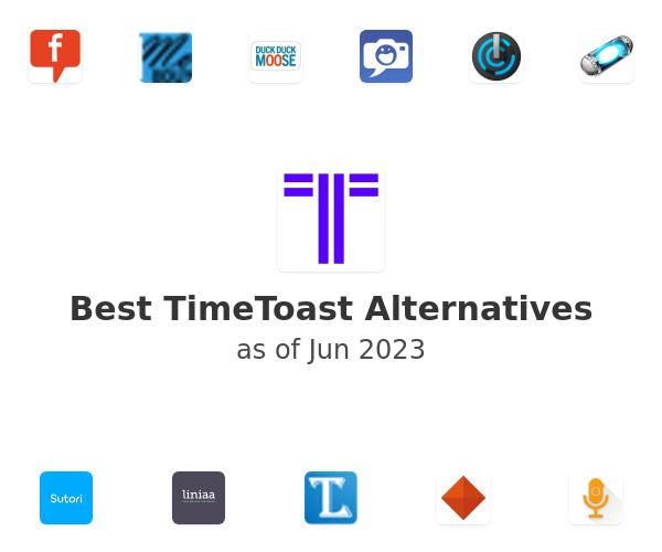 Best TimeToast Alternatives