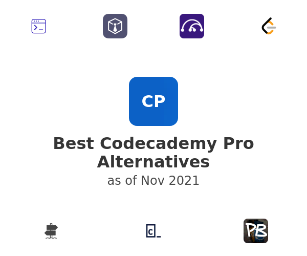 Best Codecademy Pro Alternatives