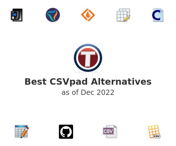 Best CSVpad Alternatives