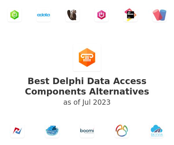 Best Delphi Data Access Components Alternatives