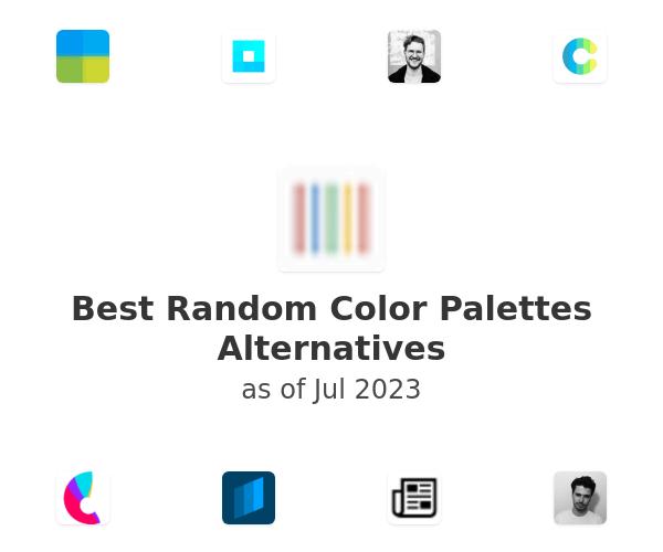Best Random Color Palettes Alternatives