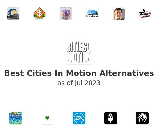 Best Cities In Motion Alternatives
