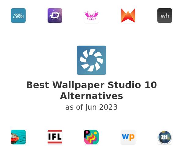 Best Wallpaper Studio 10 Alternatives