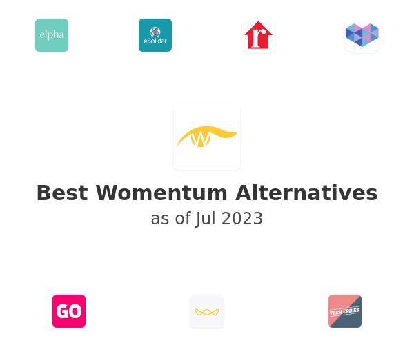 Best Womentum Alternatives