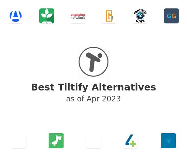 Best Tiltify Alternatives