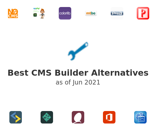 Best CMS Builder Alternatives