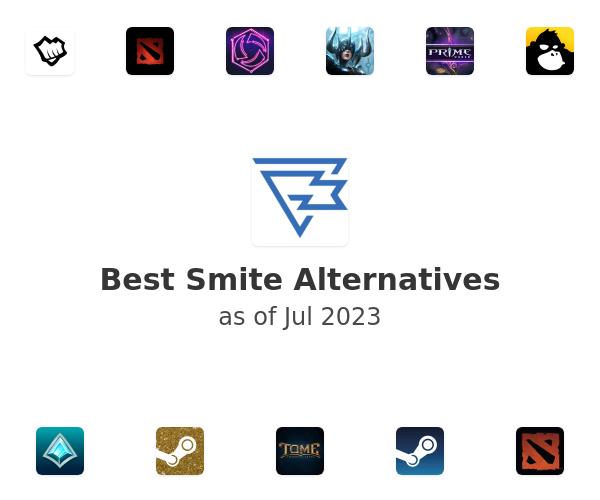 Best Smite Alternatives