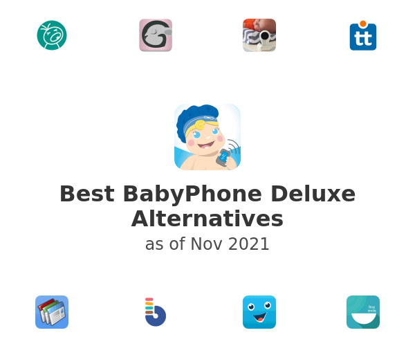 Best BabyPhone Deluxe Alternatives